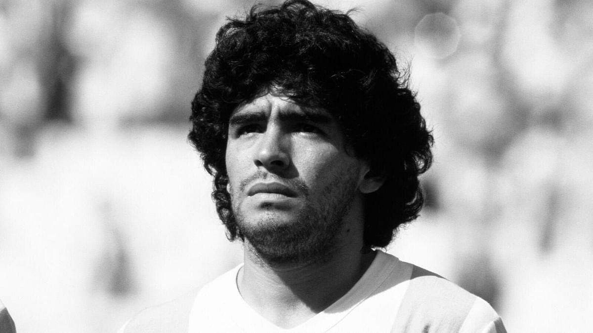 Artist Extraordinaire, Risk-taker & Human – Diego Armando Maradona