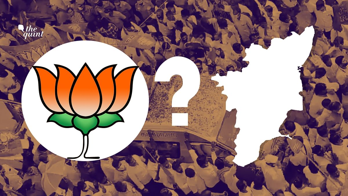 BJP might have succeeded in consolidating majority of the country, but when it comes to Tamil Nadu, they have not made even a dent.