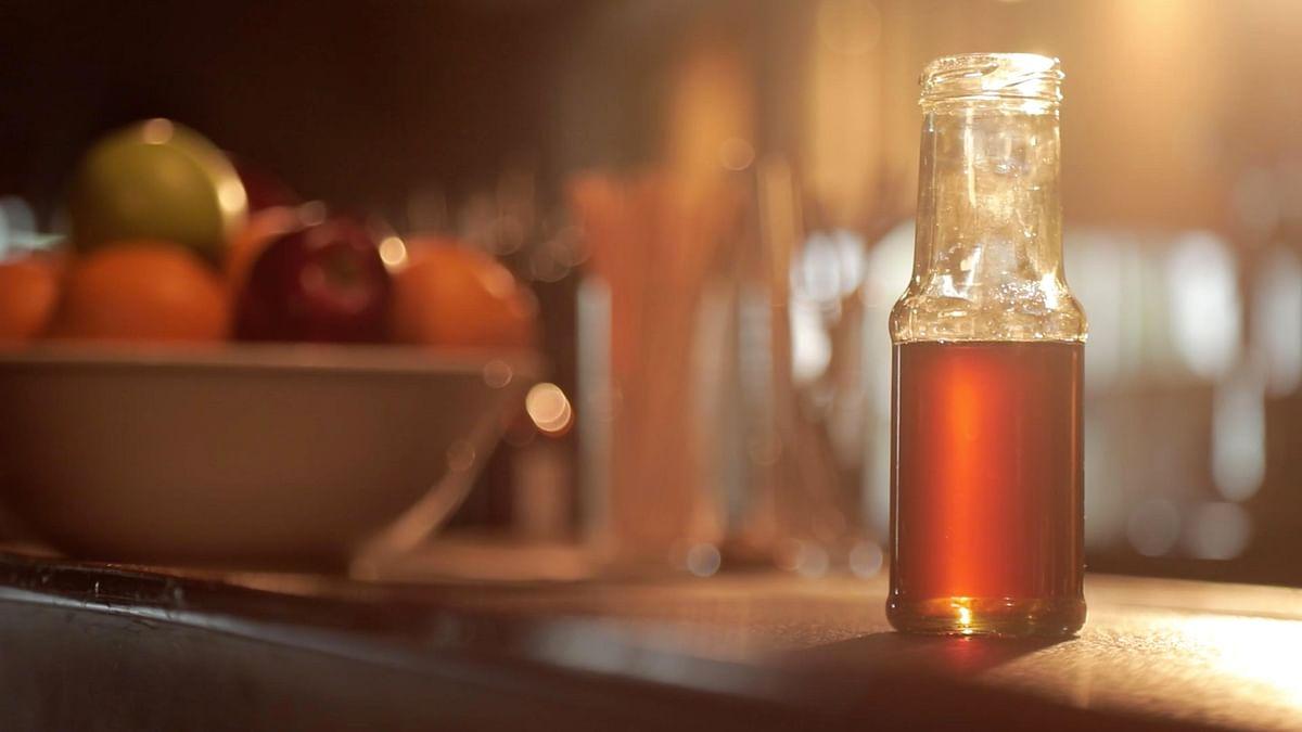 Cinnamon Syrup.