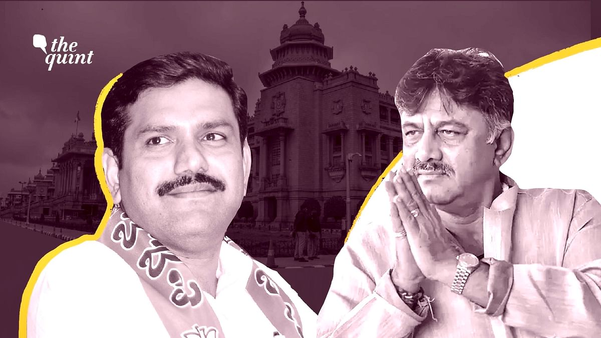 Karnataka Bypolls: Prestige Battle for DK Shivakumar & Yeddi's Son