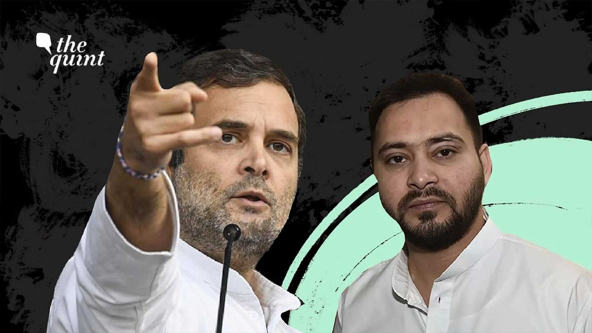 Bihar 2020: What Can Rahul Gandhi Learn From Tejashwi's Campaign?