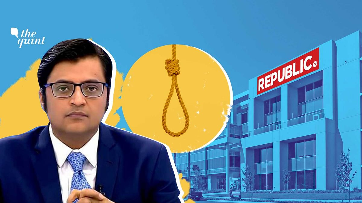 Arnab Goswami was arrested by the Maharashtra Police on Wednesday, 4 November in a 2018 abetment of suicide case.