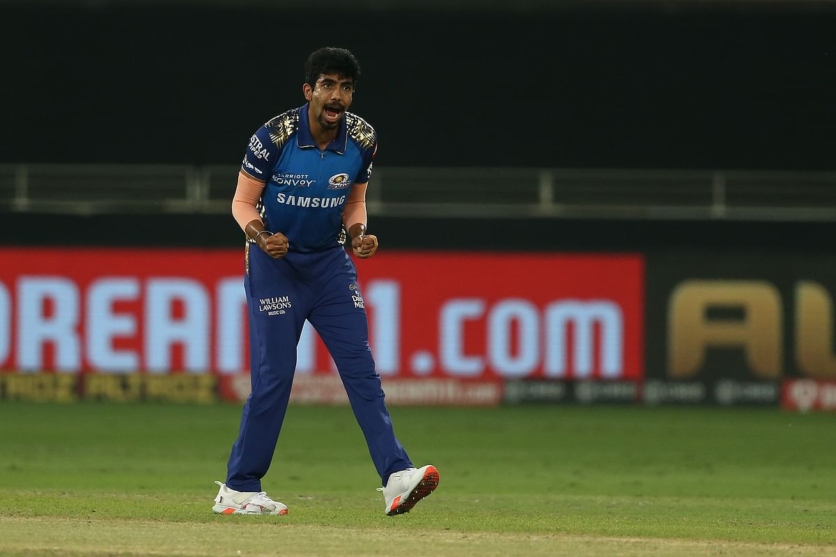 Jasprit Bumrah bowled a brilliant spell including a double wicket maiden to take MI through to yet another final.