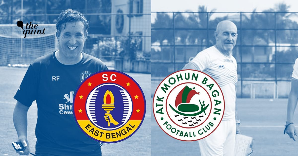 East Bengal & ATK Mohun Bagan: ISL's 'New' Teams With Old Rivalry - The Quint