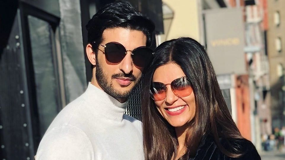 Never Knew I Would Find Love in Someone 15 Years Younger: Sushmita