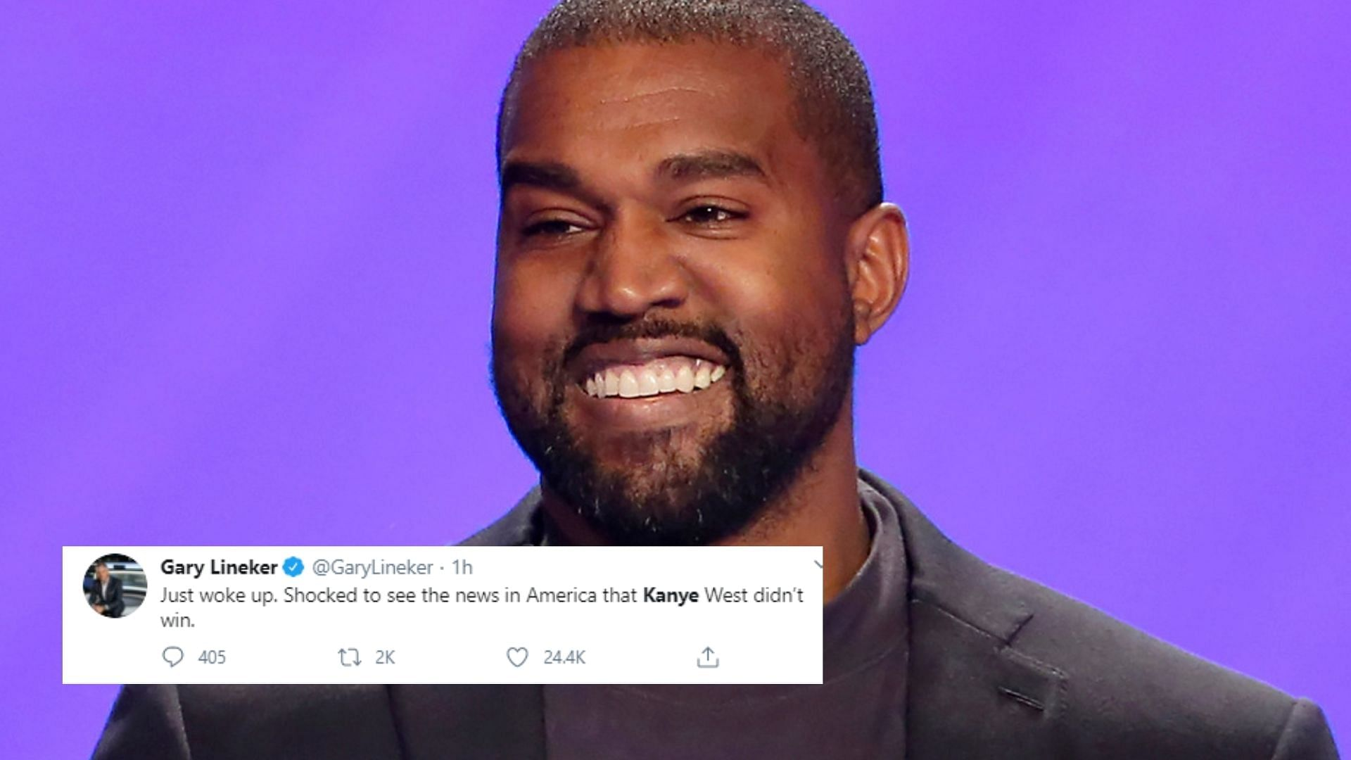 Twitter Floods With Memes After Kanye West Aims For 2024 Elections