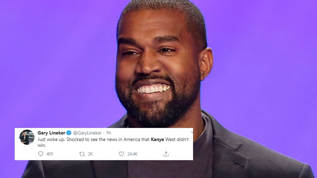 Twitter Floods With Memes After Kanye Aims For 2024 Elections
