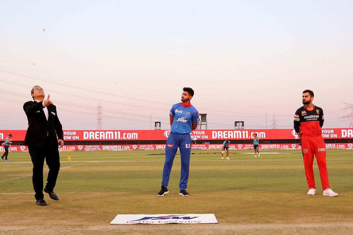 Delhi Elect to Bowl vs RCB as Both Teams Look to Seal Top 2 Spot