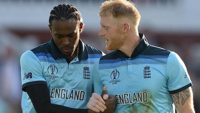 Stokes, Archer, Sam Curran Rested for England ODIs vs South Africa