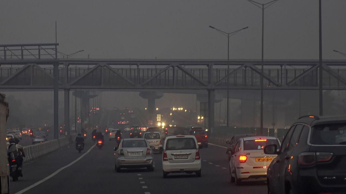 Delhi-NCR Air Quality 9 Nov: Delhi AQI 447, Noida 482, Ggn 500