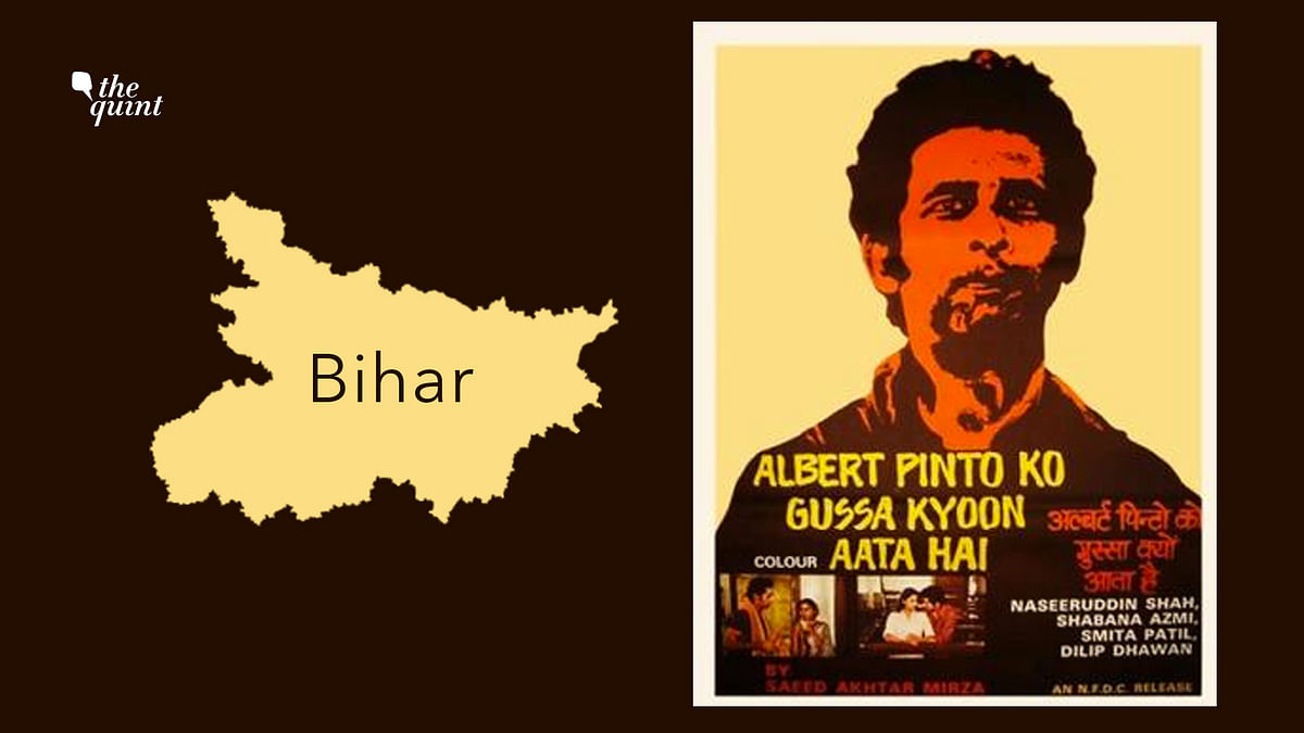 Bihar Workers, Keep Your 'Albert Pinto's Gussa' Intact After Polls