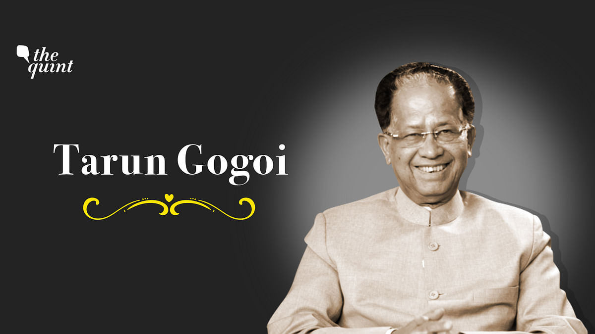 With Tarun Gogoi's Death, Assam Loses One Of Its Tallest Leaders
