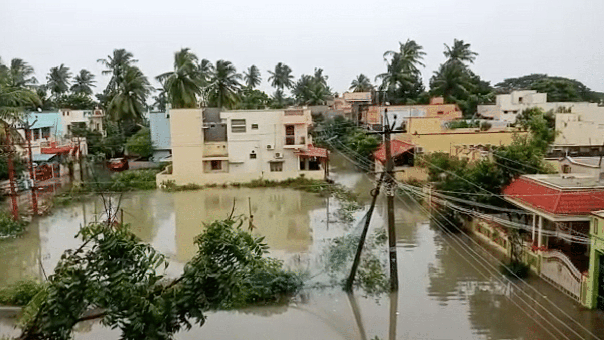 Cyclone Nivar Weakens Post Landfall, Heavy Rains to Continue