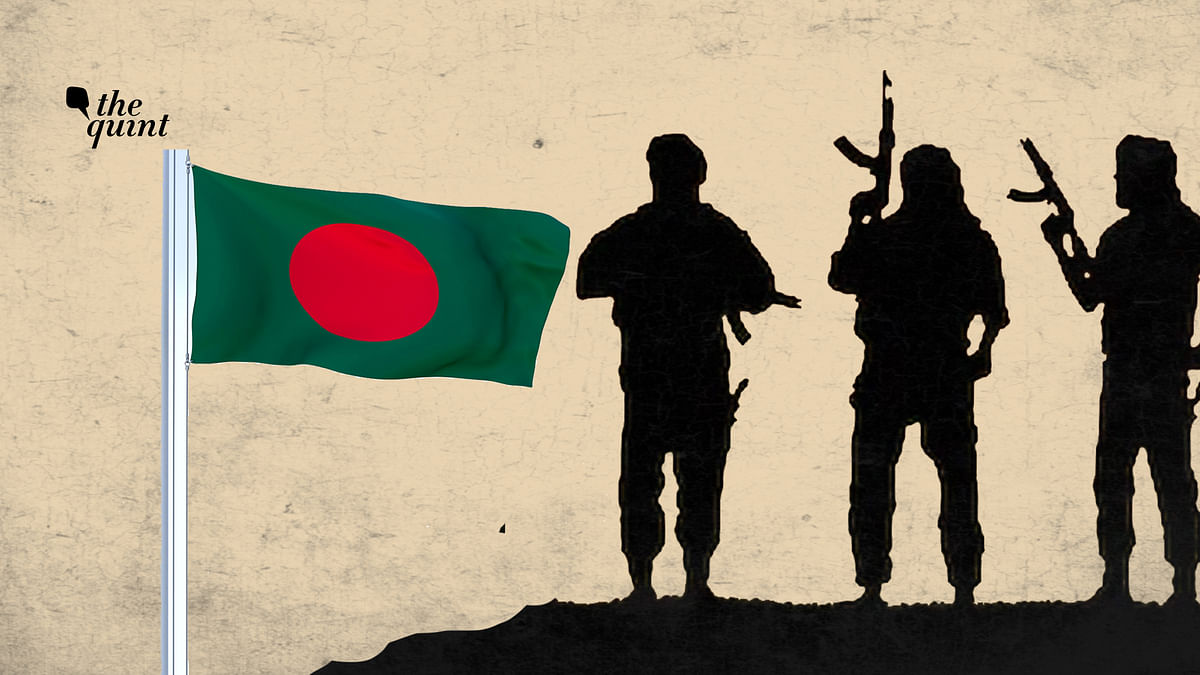 Image of Bangladesh flag used for representational purposes.