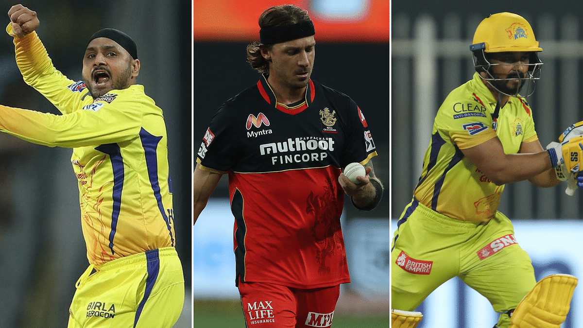 From Harbhajan Singh to Dale Steyn, the players who seem unlikely to play in IPL again owing to age and the lack of form.