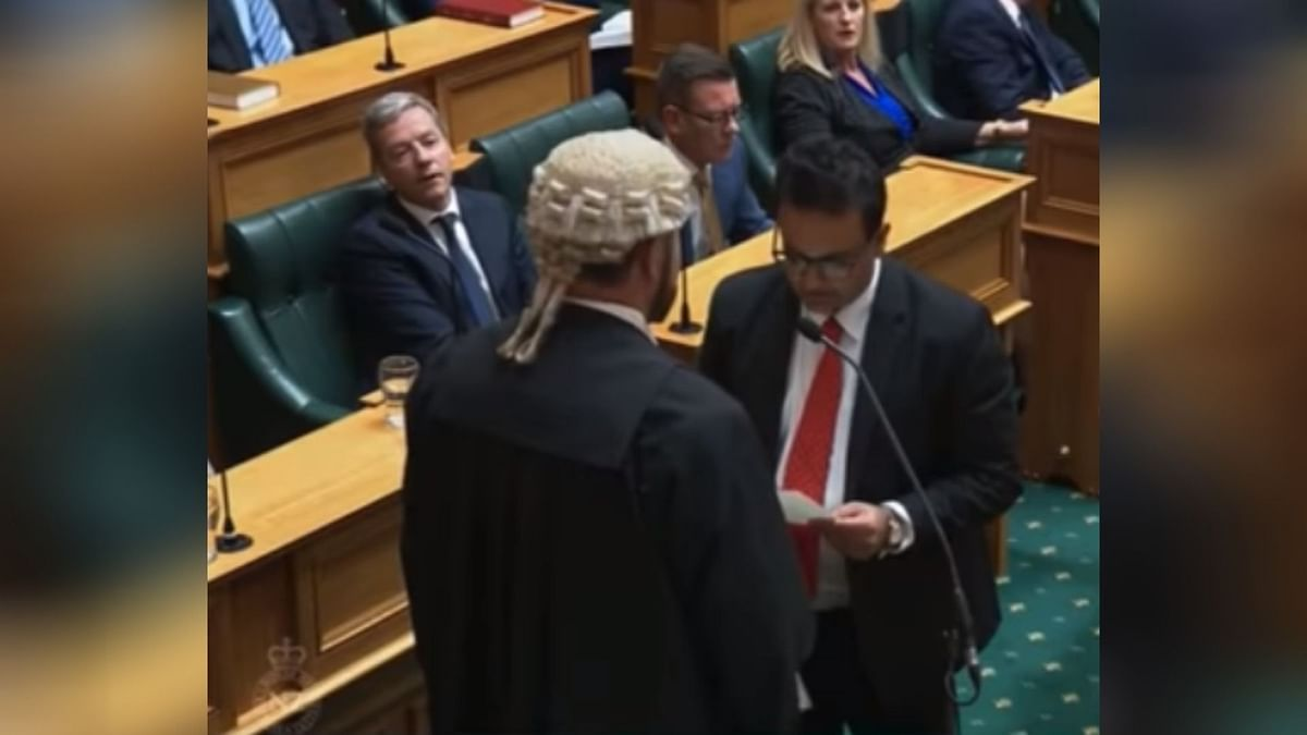Indian Origin New Zealand MP Takes Oath In Sanskrit, Desis Applaud