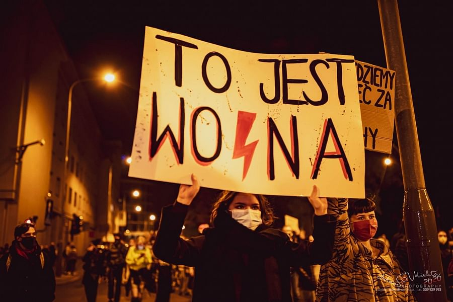 'This is War': Why Women in Poland Are Fuming Over Abortion Rights
