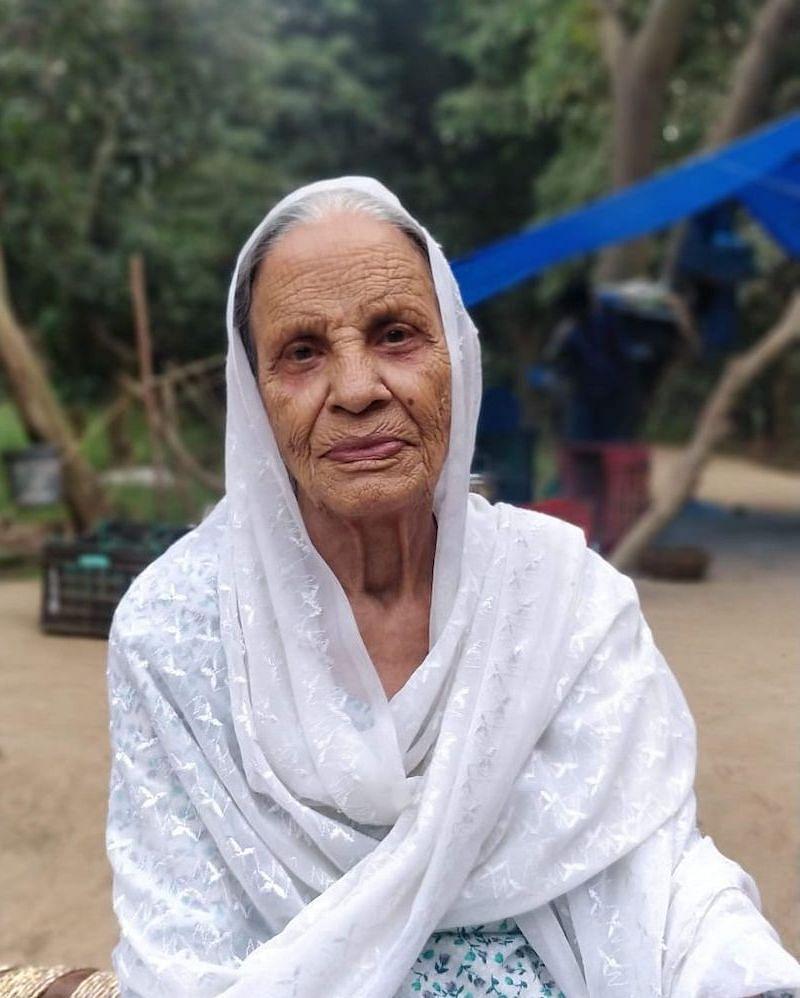 Surraiya Begum breathed her last on 7 November.