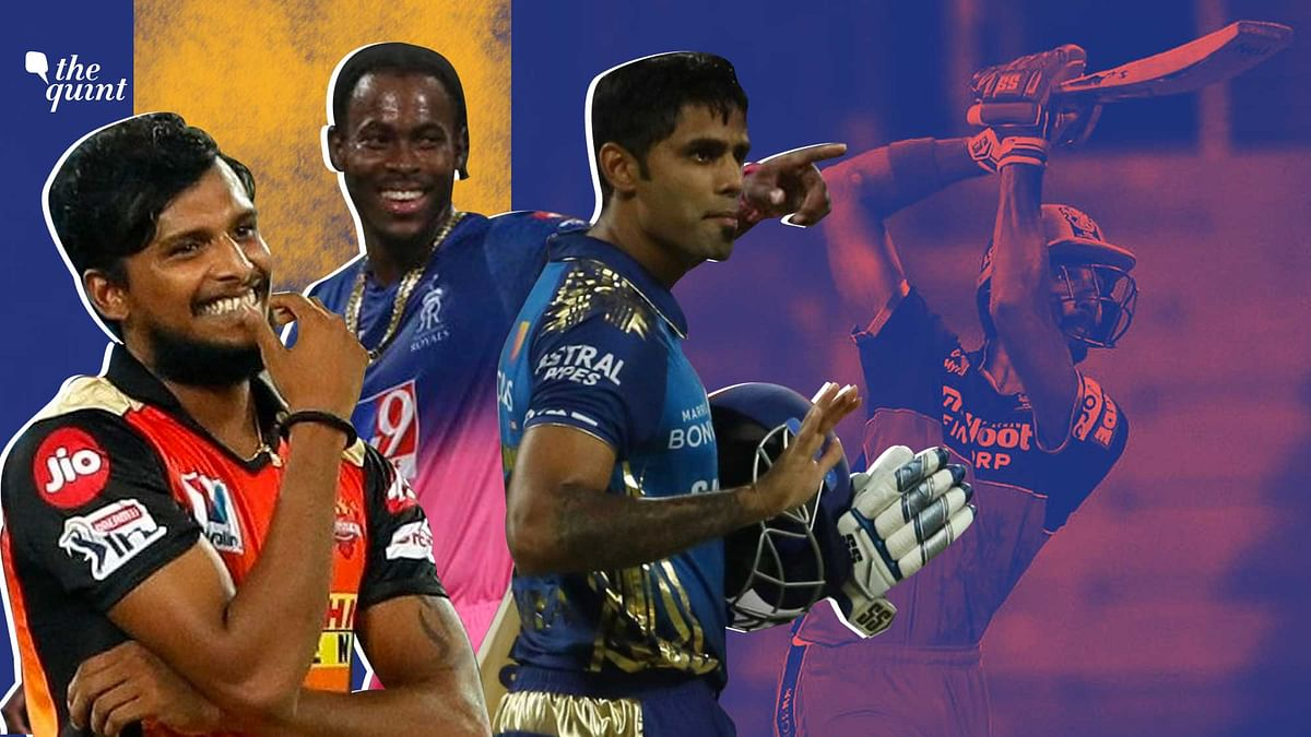 IPL 2020: Natarajan, Archer, Dhawan Among 10 Standout Performers
