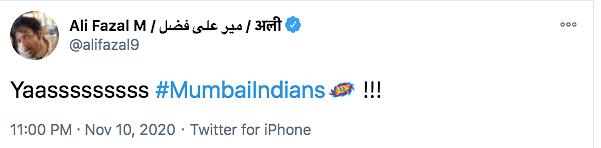 Big B, Abhishek, Ranveer React to Mumbai Indians' Victory in IPL