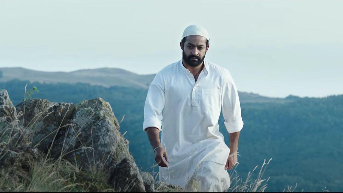 Jr NTR as Komaram Bheem in <i>RRR.&nbsp;</i>
