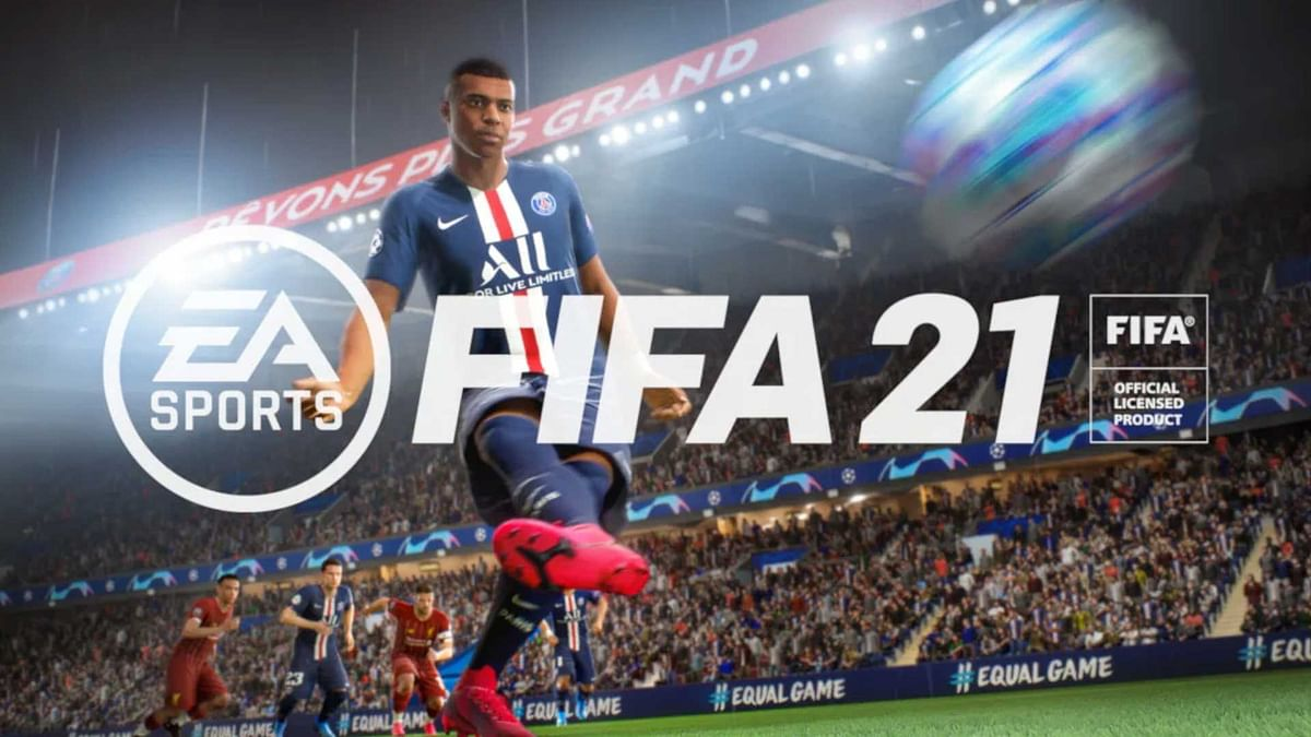 FIFA 21 is this year's football simulation game from EA Sports.