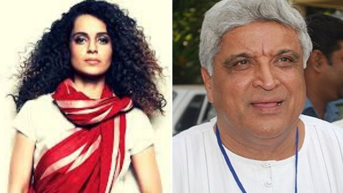 Javed Akhtar Files Defamation Case Against Kangana Ranaut