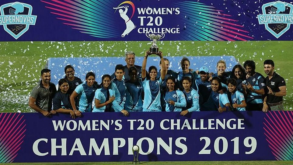 Jio Announced as Title Sponsor of Women's T20 Challenge 2020