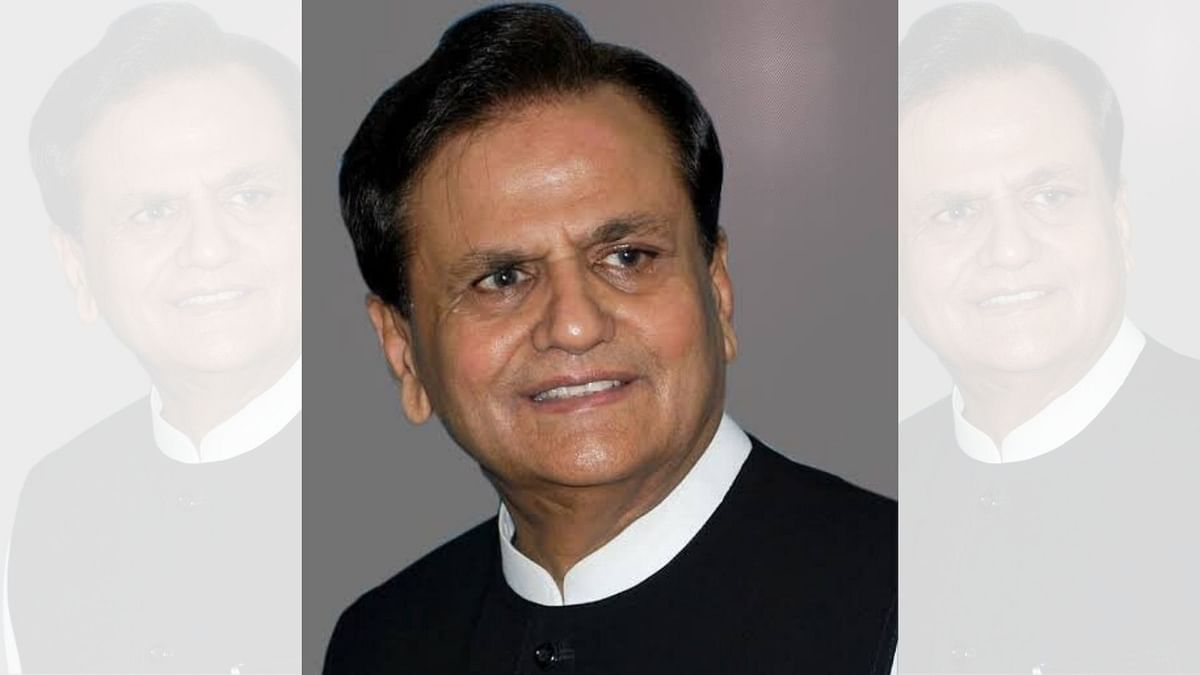 Lost an Irreplaceable Comrade:  Gandhis, PM on Ahmed Patel's Death