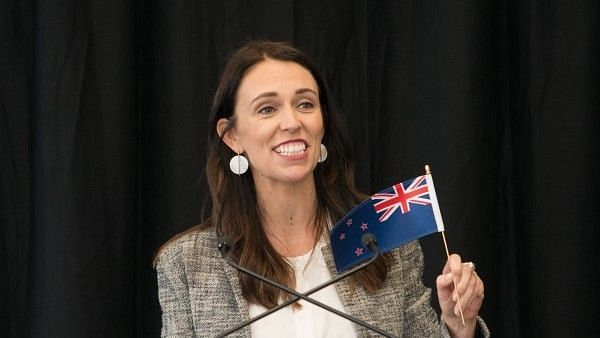 "New Zealand PM Jacinda Ardern said it was an ""honour"" to be PM and they'll govern during one of the hardest times in the country's history."