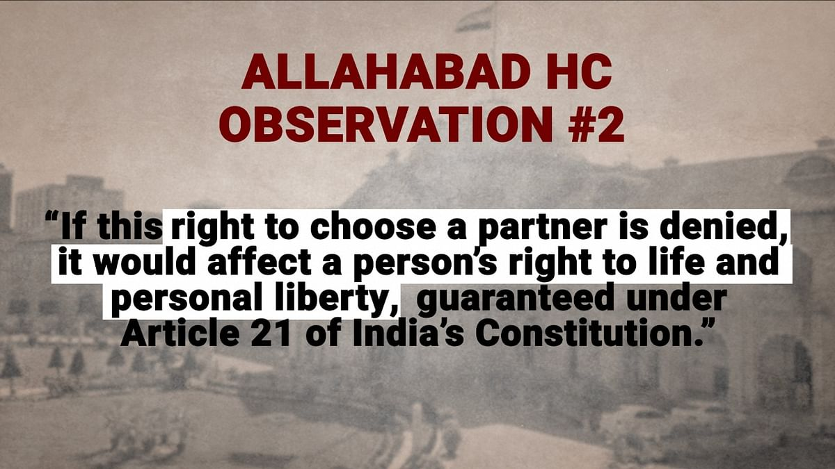 Love Jihad: UP Govt vs The Constitution, Secular India Must Win