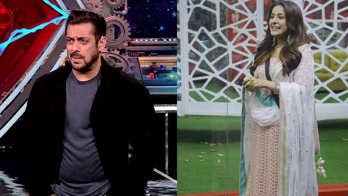 'Bigg Boss 14' Weekend Ka Vaar: Shehnaz, Salman Reminisce Old Days