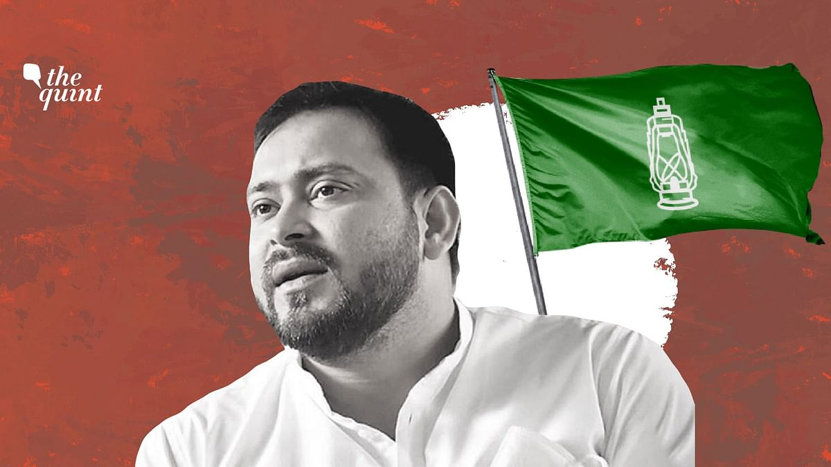 RJD's Tejashwi: The 31-Year-Old Who Almost Brought Nitish Down
