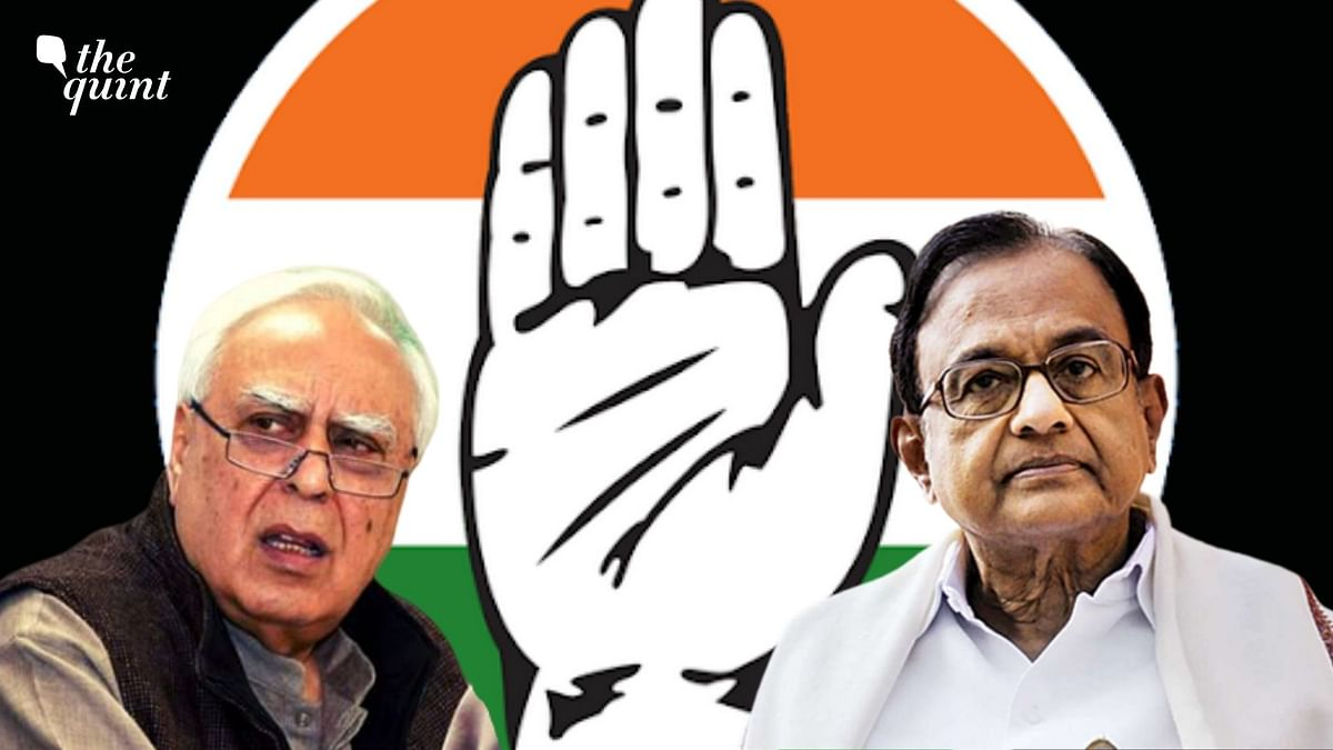 P Chidambaram suggested that the Congress party might have contested more seats in the state than it should have.