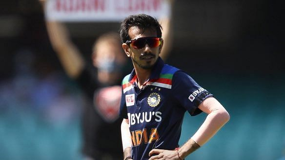 Yuzvendra Chahal conceded 89 runs in his 10 overs at SCG in the first ODI against Australia.