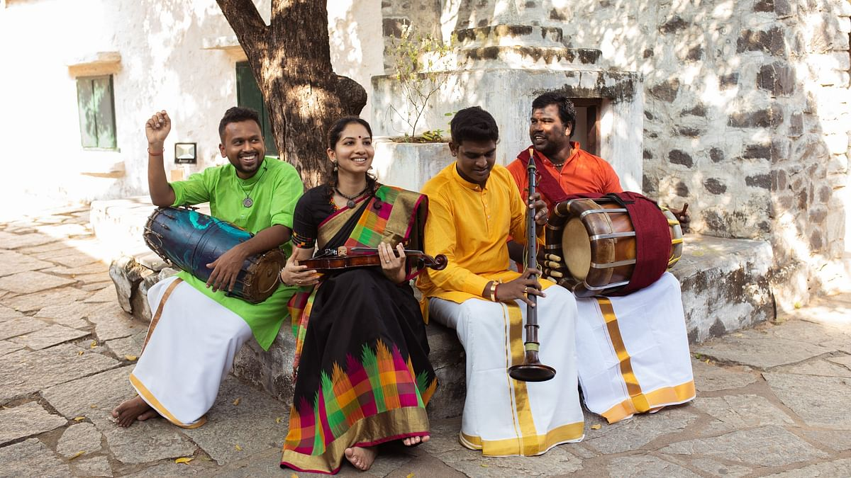 How a Band of Chennai Artists Killed Lockdown Blues with Music