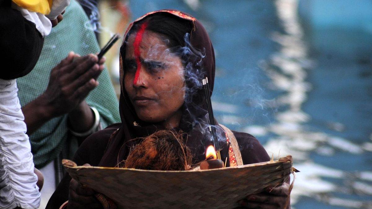 Watch: Here's How India Celebrated Chhath Puja Amid Pandemic