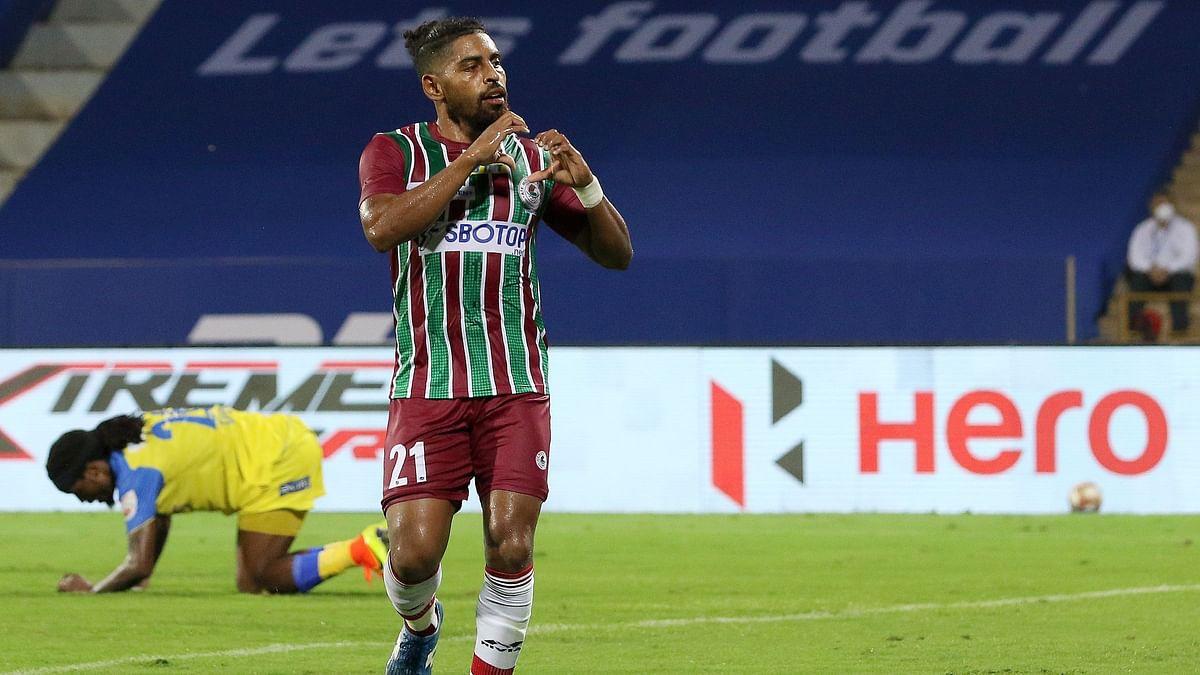 Krishna Helps ATK Mohun Bagan Beat Kerala Blasters in ISL Opener