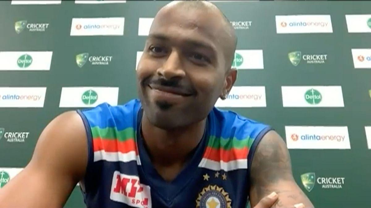 Hardik Pandya Talks About Fatherhood & His Plans of Bowling Again