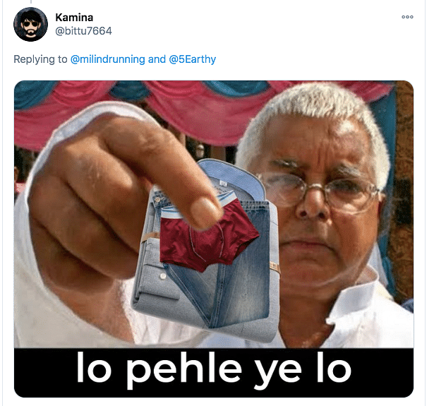 Milind Soman Shares Nude Photo on 55th Birthday; Fans Gift Memes