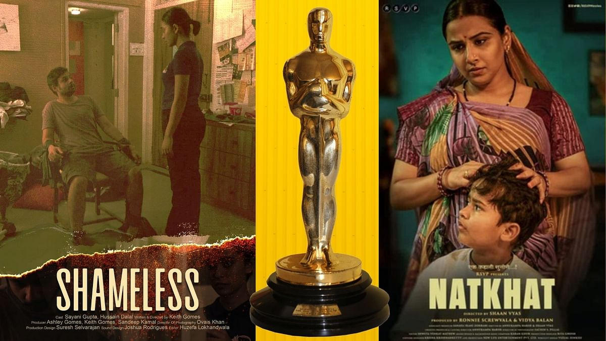 There is no federation that selects a short film as India's official entry to the Oscars.