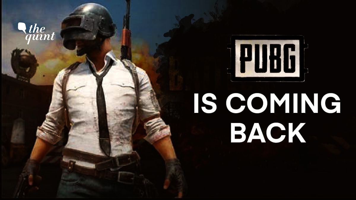 PUBG mobile will only be back in India after it receives approval from the Indian government.