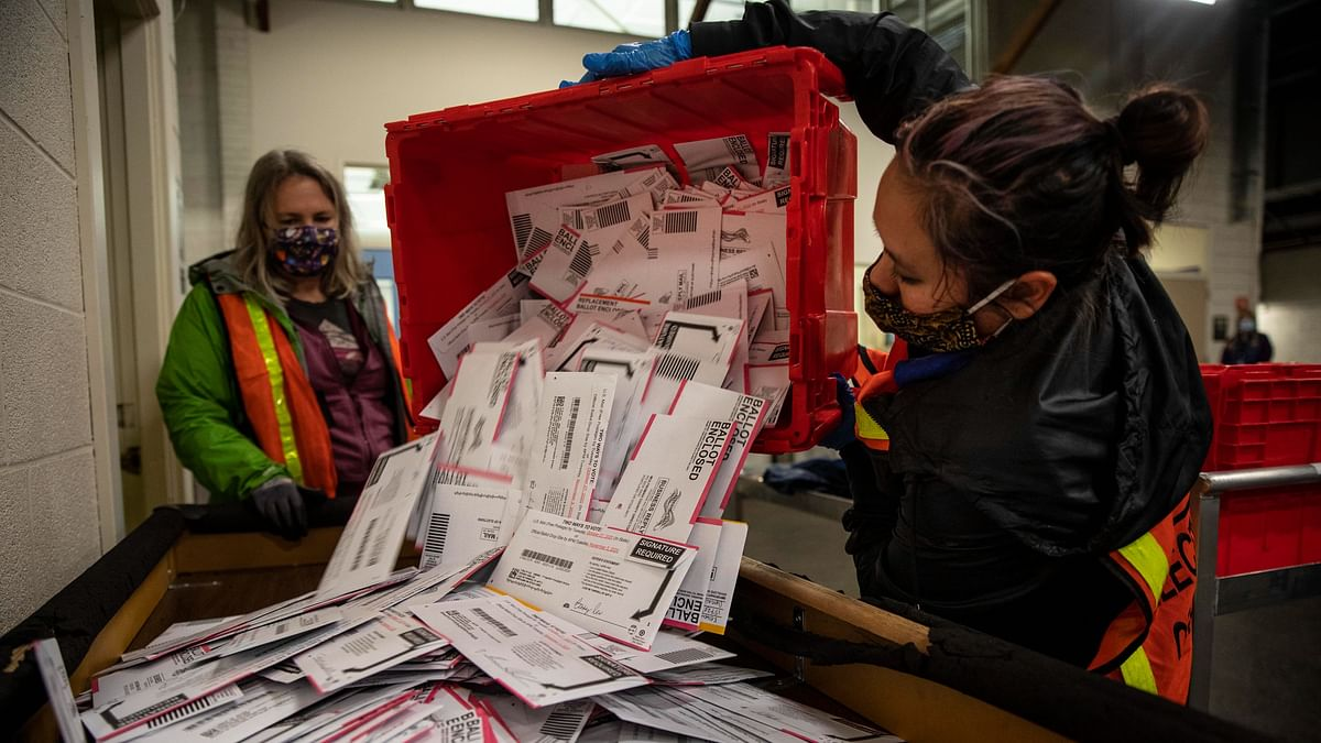 US Election: Provisional Ballots And Why They Could  Cause Delays