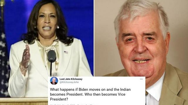 UK Politico Refers to Harris as 'The Indian', Invites Backlash