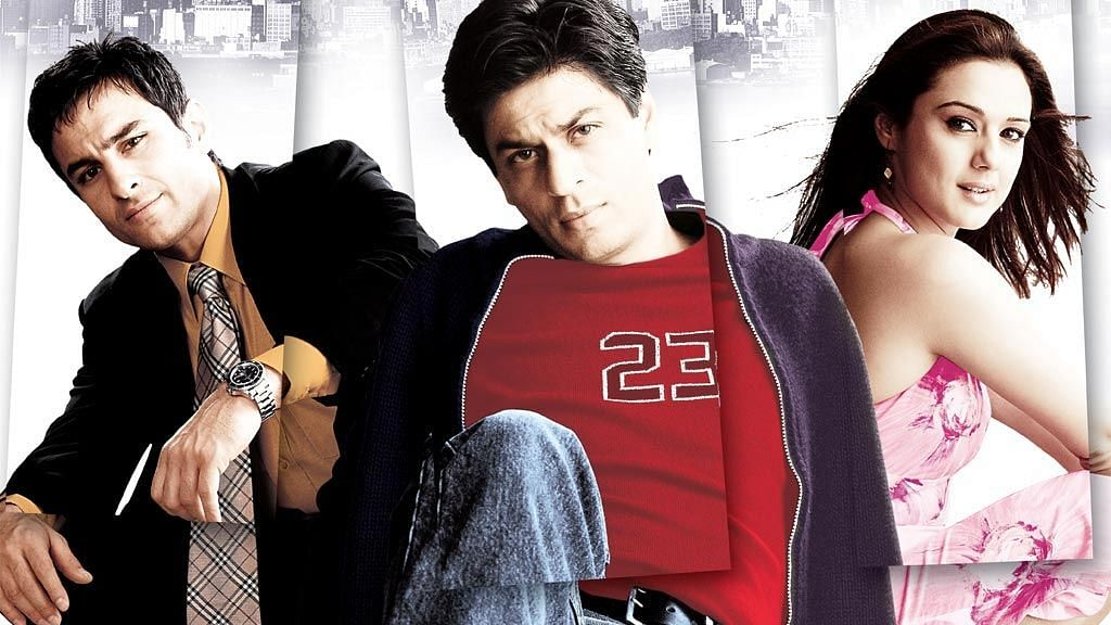 Preity Zinta Celebrates 17 Years  of 'Kal Ho Naa Ho' With 'Gyaan'