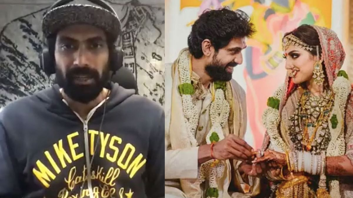 Rana Daggubati On Why He Wouldn't Change His Wedding Plans