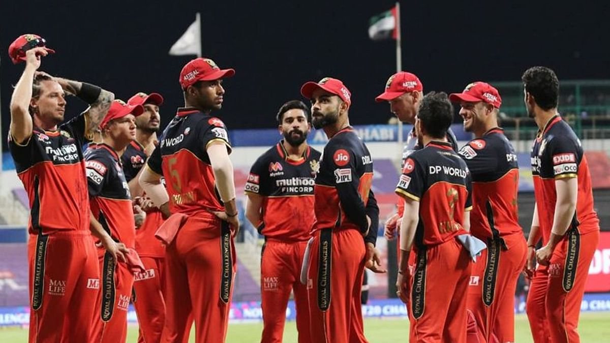 Don't Think RCB Have Enough To Win Three Games in a Row: Vaughan