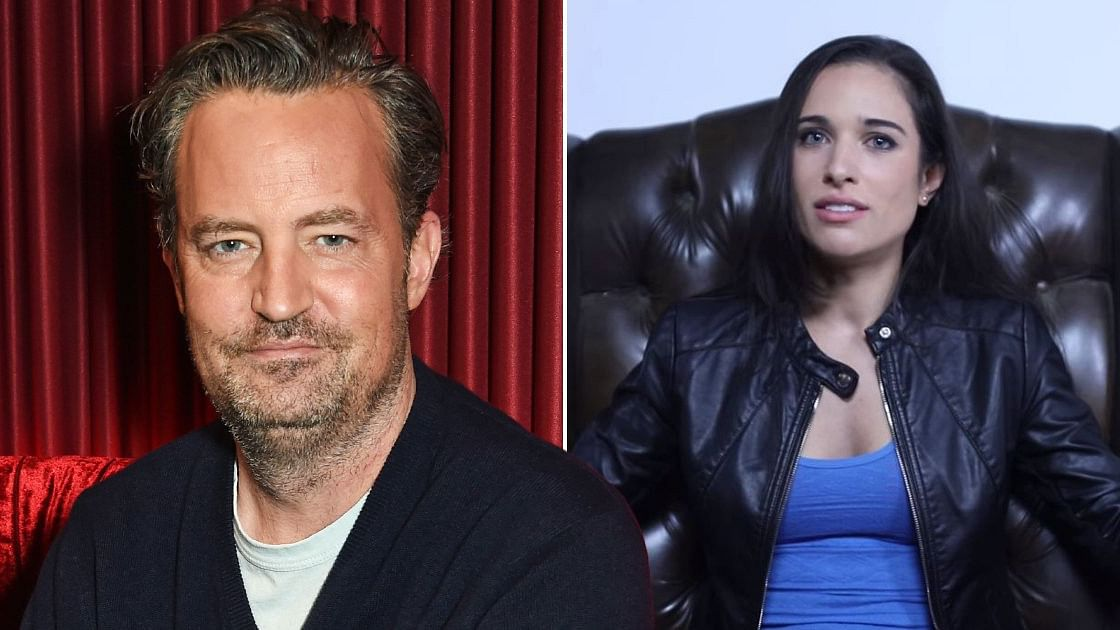 Friends Actor Matthew Perry Gets Engaged to Molly Hurwitz