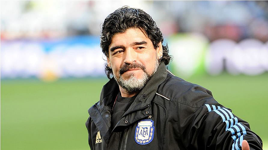 'Maestro of Football': PM Modi Condoles Passing of Diego Maradona