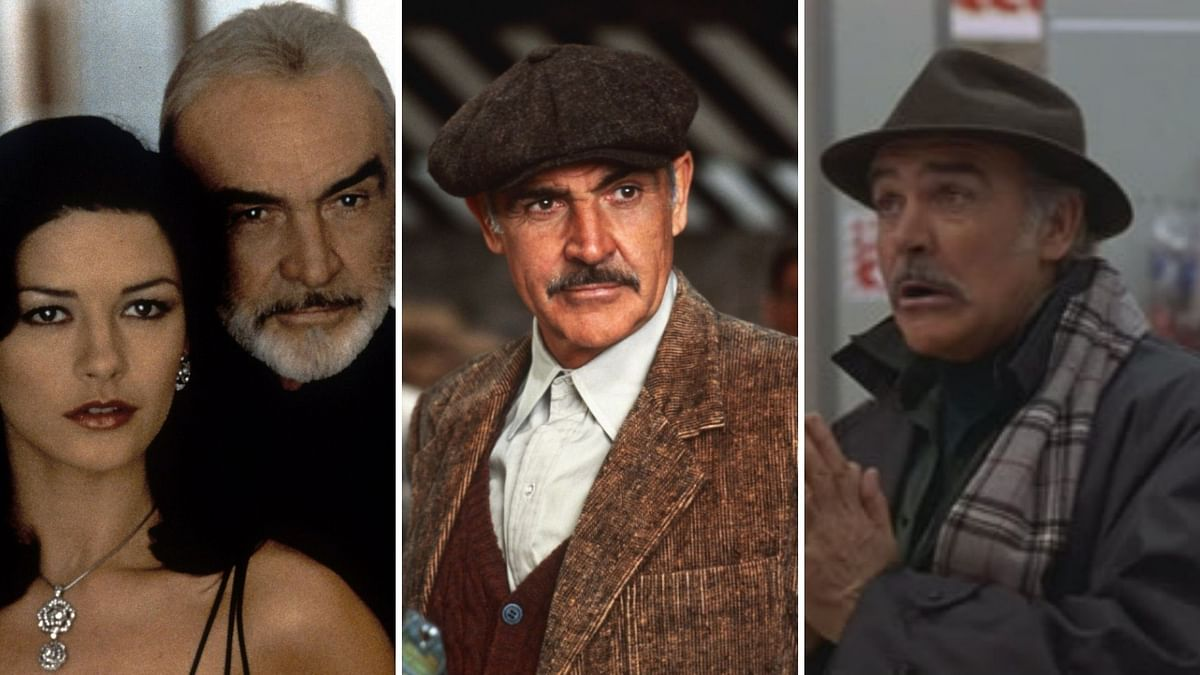 Beyond James Bond: 5 of the Best Sean Connery Films To Stream